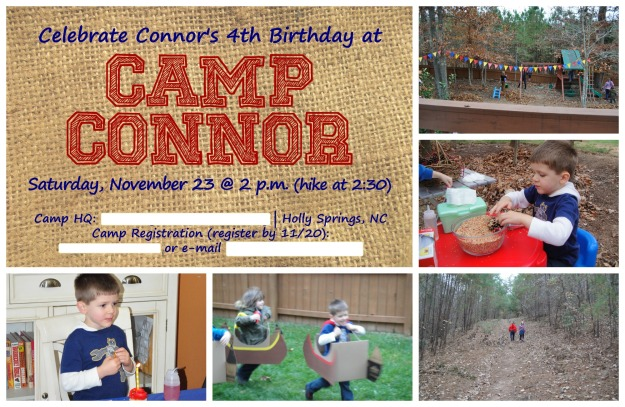 Camp Connor Collage